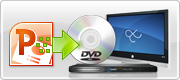 Créer PowerPoint à DVD ou disque Blu-ray