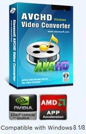 AVCHD Vidéo Convertisseur