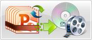 La conversion en lots de soutien de PowerPoint à DVD / Blu-ray et PowerPoint en vidéo