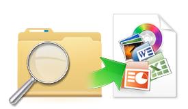 Récupération précise de fichiers pour Mac