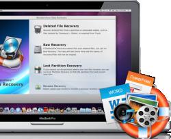 iFresoft Récupération de Données pour Mac