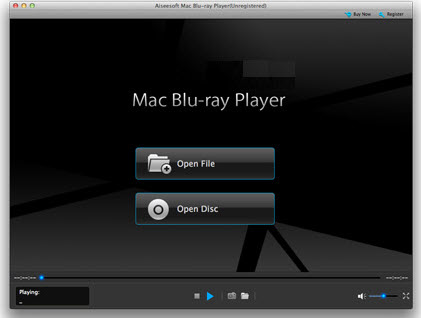 Lecteur Blu-ray sur MacBook Air