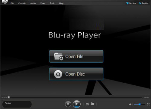 Lecture Blu-ray/Blu-ray ISO Windows 8