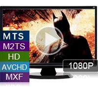 Capable de lire des HD 1080p vidéos