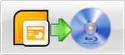 Sortie PowerPoint pour Blu-ray Disc comme Aspect Ratio spécifique