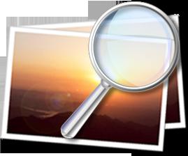 Liste Options et aperçu des Photos numérisées de fichiers amélioré