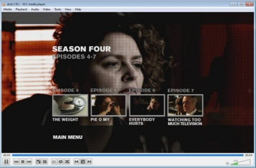 lecture les disques Blu ray avec VLC sur Windows 8/7